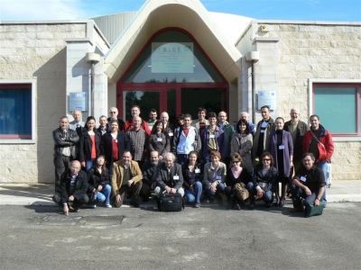 Meeting in Bari, group photo